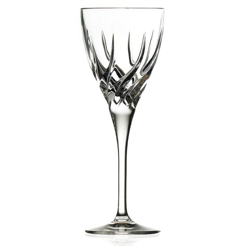 Lorenzo Rcr Crystal Trix Collection Wine Glasses, Set of 6
