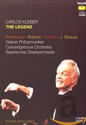 Carlos Kleiber: The Legend [DVD] [Import] B00064X5DO