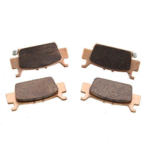 Race Driven Rear Brake Pads fit Honda Pioneer SXS1000 SXS 1000 / Talon SXS1000 1000X 1000R
