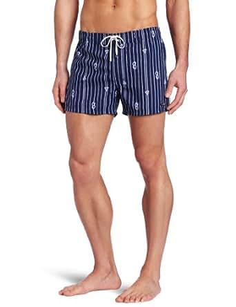 2(x)Ist Men's Ibiza Nautical Knot, Blue, X-Large