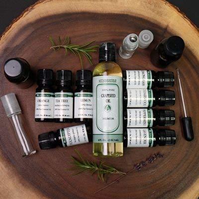 (LorAnn Oils Essential Eight Aromatherapy)