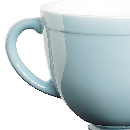 KitchenAid KSMCB5GB 5-Qt. Tilt-Head Ceramic Bowl - Glacier Blue