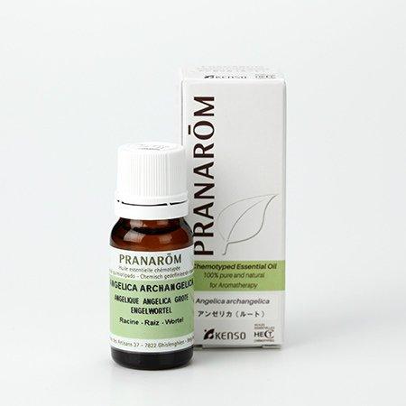 プラナロム アンゼリカ(ルート) 10ml (PRANAROM ケモタイプ精油) B06WLJK1LM