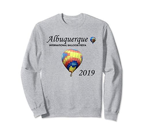 Albuquerque Hot Air Balloon Fiesta 2019 Festival Sweatshirt
