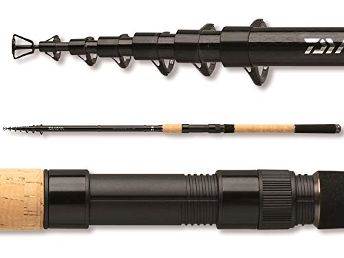 Daiwa Megaforce Tele Spin, Telescopic Allround Fishing Rod