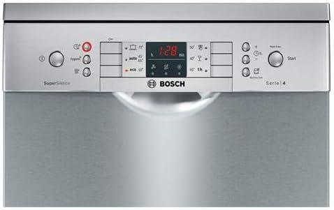 Bosch Serie 4 SPS46II07E lavavajilla Independiente 9 cubiertos A++ ...