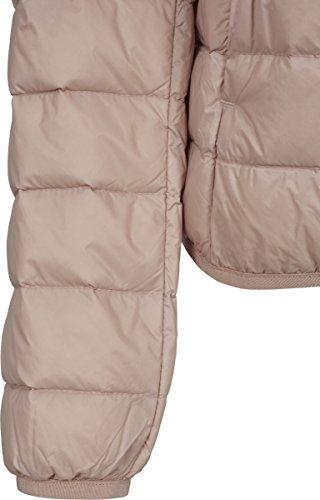 Basic Ladies Donna light Urban Jacket Cappotto 00838 Classics Rosa Rose gEOwqxZ6n