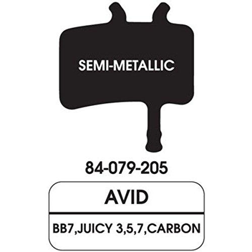 Ultracycle Disc Pads Semi-Metalic Pair Avid Bb7 Juicy 3/5/7/Carbon ()