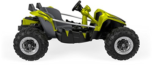 41tsXjfTLvL - Power Wheels Dune Racer, Green