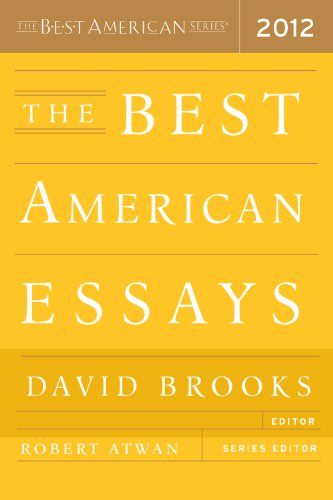 best american essays 1991 Oates, in her introduction, defines the essay, a la randall jarrell, as prose works of certain lengths that have many more things right about them than wrong.