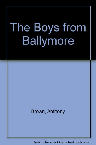 Book cover for The Boys from Ballymore