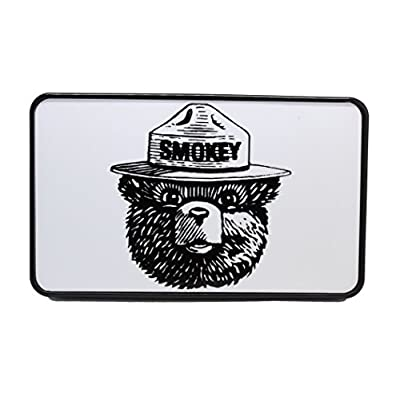 Bright Hitch - Smokey The Bear Firefighting Wildfire Hitch Cover: Automotive