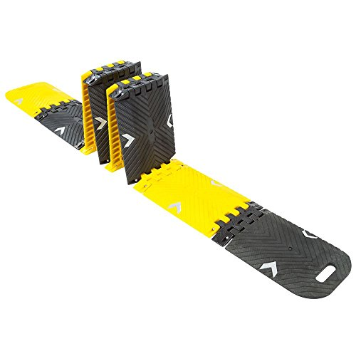 Guardian Industrial Products DH-PSB-1 10 ft. Portable Folding Traffic Control Calming Speed Bump
