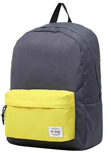 Travel Outdoor Computer Backpack Laptop bag small(darkgrey) - 3