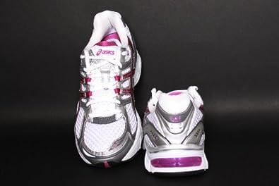 ASICS Gel Stratus 4 (T0J5N.0136) Running Shoe Blanc