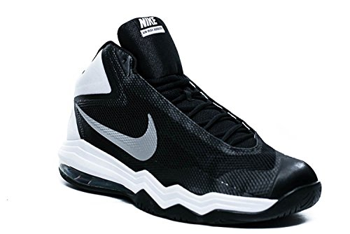 Nike Air Max Audacity TB 813318 001 Black/Metallic Silver-White Anthony Davis Mens Basketball Shoes (14) visit cheap price official sale online sale best seller outlet low cost low shipping fee sale online n2pDQg41p