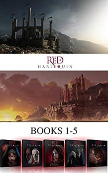 The Red Harlequin Multi-Book  Set (Books 1-5) (English Edition) de [Ricci, Roberto]