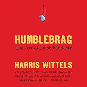 Humblebrag Audiobook