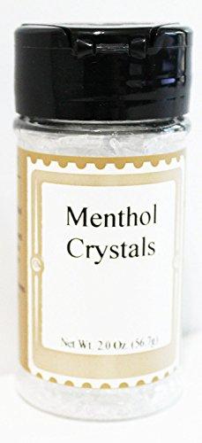 LorAnn Menthol Crystals, 2 ounce jar - 3 pack