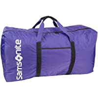 Samsonite Tote-A-Ton Duffle Bag (Purple / Turquiose)