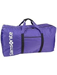 Samsonite Tote-a-ton 32.5 Inch Duffle Luggage, Purple, One Size