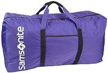 Samsonite Tote-A-Ton 32.5-Inch Duffel Bag, Purple