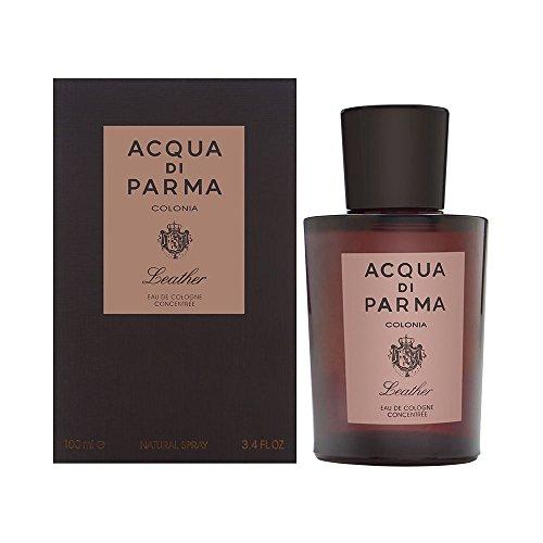 Acqua Di Parma Colonia Leather Eau De Cologne Concentree Spray - Acqua Di Fragrance Parma Home