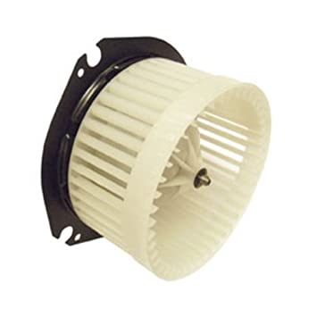EXPRESS VAN 96-07 A//C AC Condenser Blower Motor Assembly Fan Cage