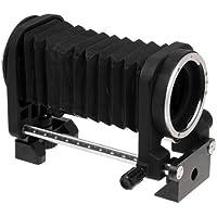 Fotodiox macro bellows for Canon EOS Cameras, Fits Canon EOS 1d, 1ds, Mark II, III, IV 5D, 5D Mark II, 7D, 10D, 20D, 30D, 40D, 50D, 60D, Rebel xt, xti, xs, xsi, t1i, t2i, 300D, 350D, 400D, 450D, 500D, 550D, 1000D