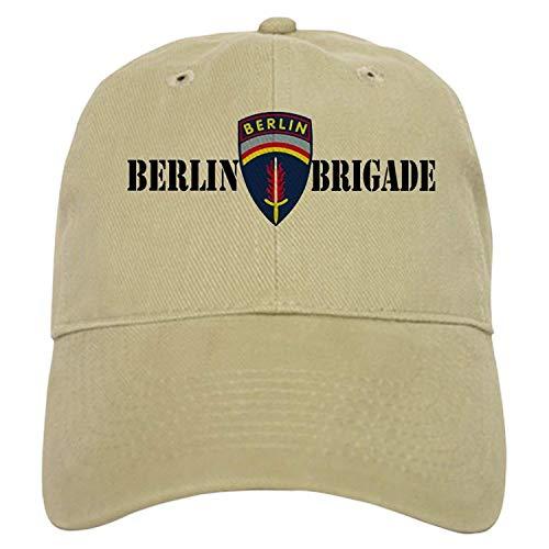 - Berlin Brigade Cap - Baseball Cap with Adjustable Closure, Unique Printed Baseball Hat