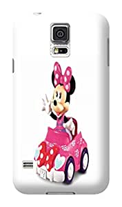 New New Style Bling fashionable Lovely Hard Cover Skin Case For Sumsang galaxy s5