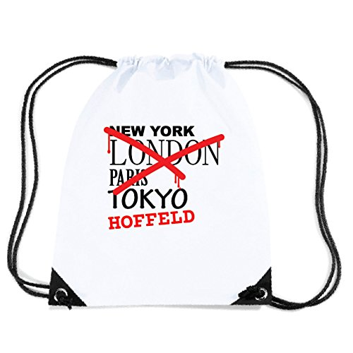 JOllify HOFFELD Turnbeutel Tasche GYM357 Design: Graffiti Streetart New York RH15E5