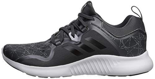 adidas Women's Edgebounce Grey/Black/White 5.5 M US by adidas (Image #5)