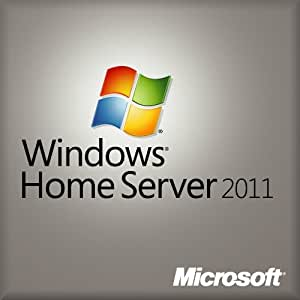 Microsoft Windows Home Server 2011 OEM - 64-bit (10 CALs) [Old Version]