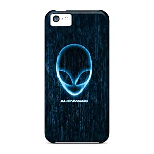 Dmucase DuZ1206YoRs Protective Case For Iphone 5c(alienware)