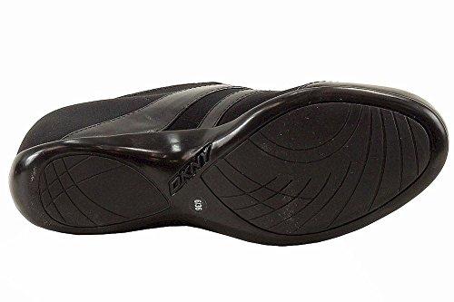 842f9589660 DKNY ACTIVE Women s Paige Wedge Sneaker (Black 6.0 M) - Buy Online ...