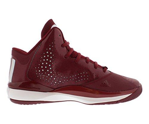 Adidas D Rose 773 III Herren Basketballschuh Burgund