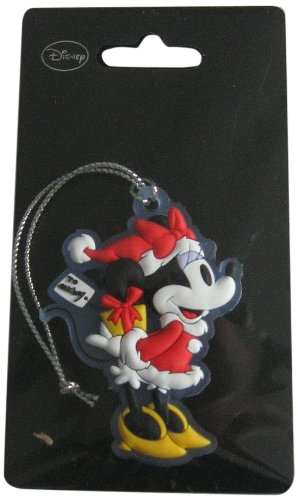 PVC Key Chain New - B00BSR96SG Disney - Retro Minnie Key Mouse Soft Touch Toys New 24879 B00BSR96SG, セイコー時計専門店 スリーエス:c9334307 --- awardsame.club
