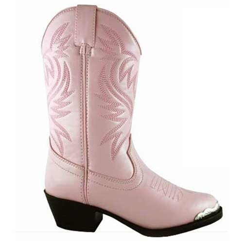 Kids Child Mesquite Western Boot 10.5M (Boot Girls Cowboy Pink)