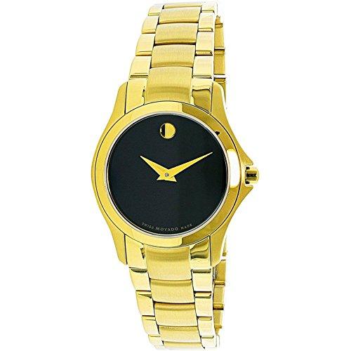Movado Women s Masino 0607027 Gold Stainless-Steel Swiss Quartz Fashion Watch