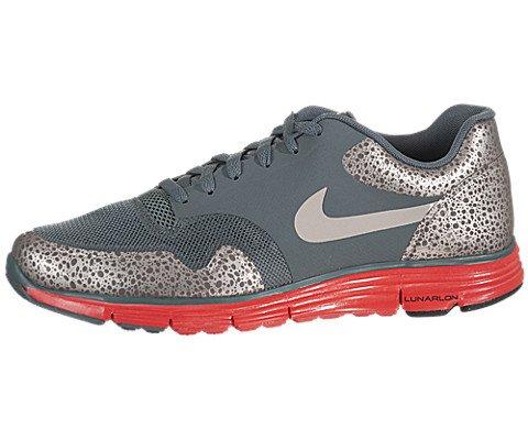 Safari Fuse Nike - Nike Men's NIKE LUNAR SAFARI FUSE + RUNNING SHOES 10.5 Men US (HASGA/GRANITE/SUNBURST/SMOKE)