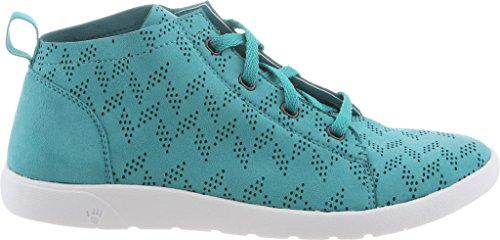 Teal M Top Microsuede Sneaker 11 High US Women's Gracie BEARPAW zfqxwRXt
