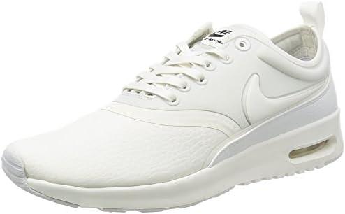 Nike Womens Air Max Thea Ultra Prm BlackBlack Cool Grey Running Shoe 9 Women US