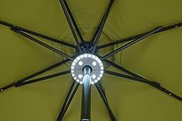 Trademark Innovations 28 LED Patio Umbrella Light