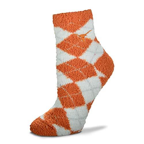 (For Bear Feet NCAA Argyle Sleep Sock Texas M)