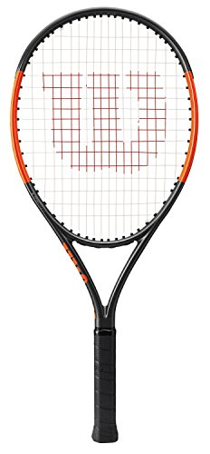 (WILSON WRT534000 Burn 25S Junior Tennis Racquet)