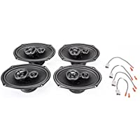 2005-2007 Chrysler 300 / 300C Complete Premium Factory Replacement Speaker Package by Skar Audio