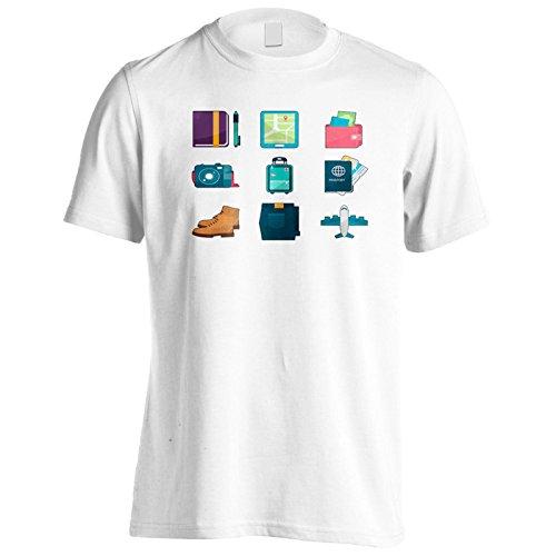 Neue Sommerreise-Element Herren T-Shirt m509m