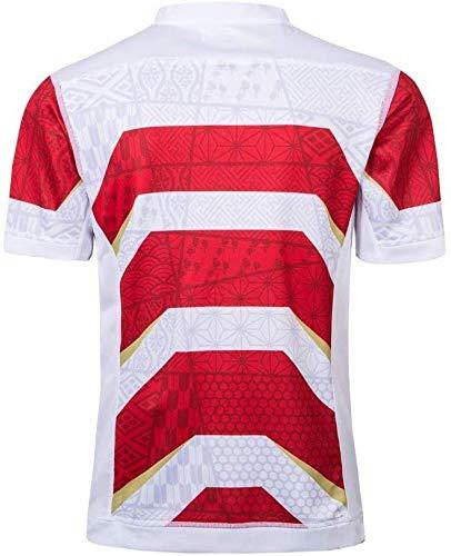 Whinop-x Equipo Japón, Camiseta de Hombre 2019, Copa del Mundo ...