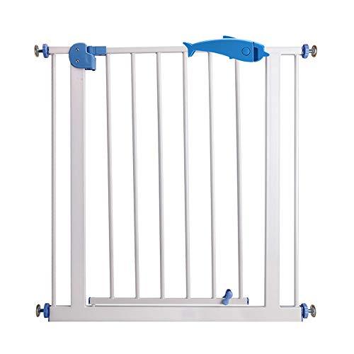 LHA Barandillas Para Camas Barra de la puerta, Barra de la puerta de seguridad para niños, Punzonado gratuito, Balaustrada,...